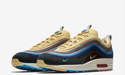 Découvrez les photos officielles de la Nike AM 1/97 de Sean Wotherspoon
