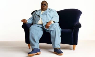 20 ans après sa mort, Biggie réalise une énorme performance dans l'histoire des charts