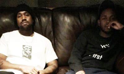 Un freestyle inédit de Kanye West et Kendrick Lamar refait surface