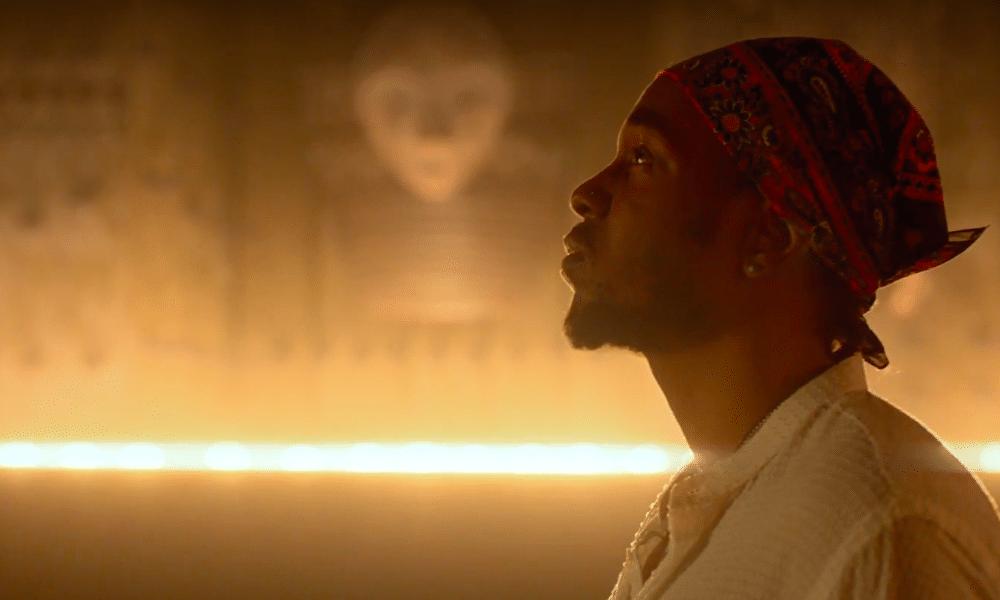"""Kendrick Lamar et SZA dévoilent l'incroyable clip de """"All The Stars"""""""