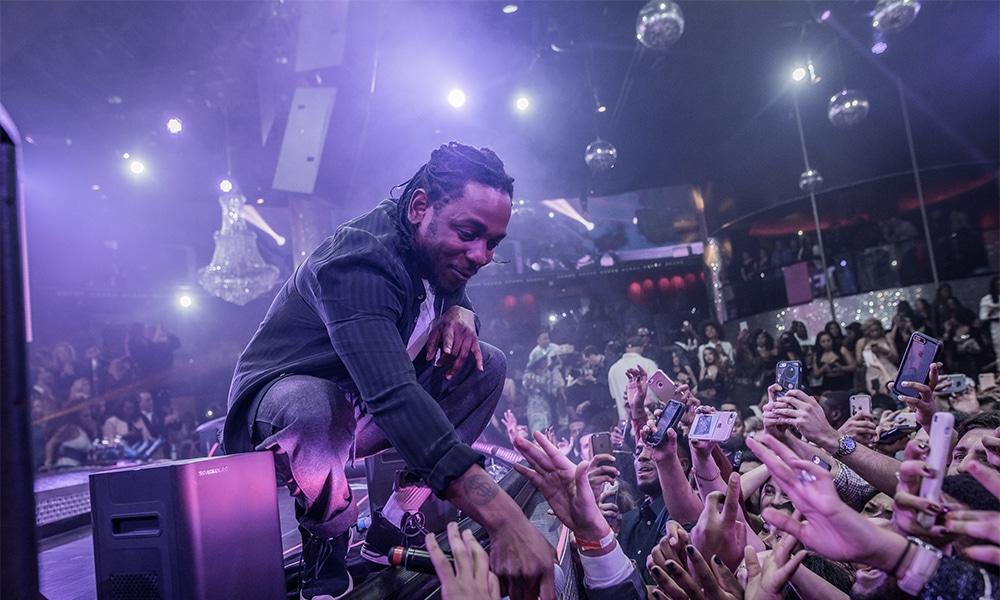 Kendrick Lamar souhaite interdire l'utilisation des portables dans ses concerts