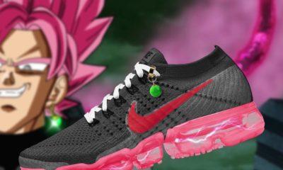 Cette collaboration entre Nike et Dragon Ball Super enflamme la toile