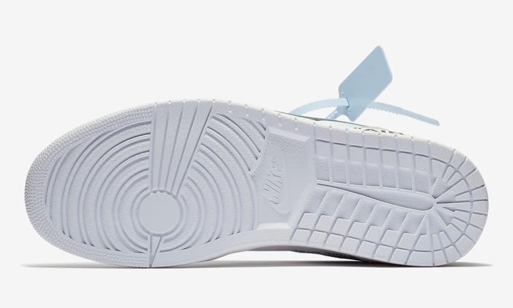 Ne manquez pas les nouvelles Air Jordan 1 Off-White