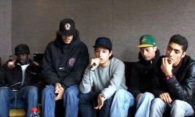 Déjà 6 années sont passées depuis la sortie de l'EPLa Suite, pour l'occasion on se regarde l'une des premières interviews du groupe, enregistrée en 2012