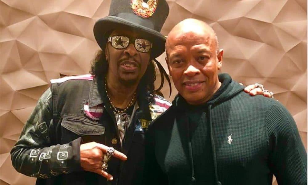 """Dr. Dre s'apprête à faire revenir la """"G-Funk en force"""" selon Bootsy Collins"""