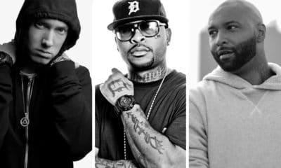 Vidéo : Royce s'immisce dans le clash Eminem VS Joe Budden