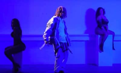 """Jok'Air fait monter la température avec le clip de son nouveau morceau """"Cambrure"""", qu'il interdit lui-même aux personnes de moins de 18 ans"""