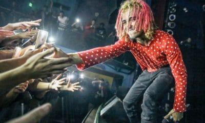 """Lil Pump oublie les paroles du refrain de """"Gucci Gang"""" en plein concert"""