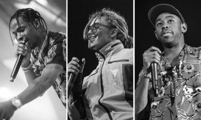 Travis Scott, Lil Pump, Post Malone, Tyler The Creator, The Weeknd, Logic, Gucci Mane : réunis sur une même scène