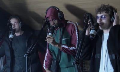 Vidéo : Lord Esperanza, Youv Dee, Nelick et Youri dans un freestyle incroyable sur OKLM