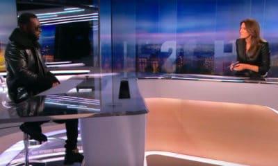 Replay : Maître Gims au JT de 20h sur TF1