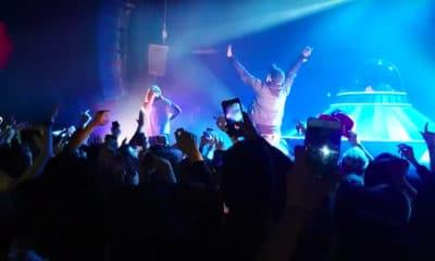 Vidéo : Vald rejoint Lorenzo sur scène pour un live démentiel