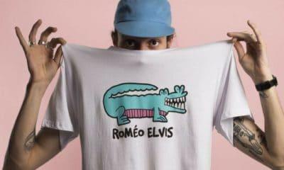 Au revoir Lacoste, Roméo Elvis balance ses propres tee-shirts croco