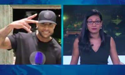 Vidéo : Cette présentatrice réunionnaise va se souvenir longtemps de Booba