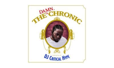 En écoute : DAMN The Chronic, quand Kendrick Lamar rappe sur les meilleures prods de Dr. Dre