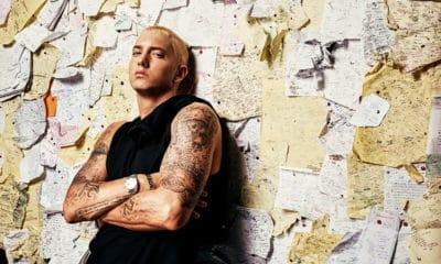 L'histoire du photographe qui a laissé traîner le numéro de téléphone de Dr. Dre sur une photo d'Eminem