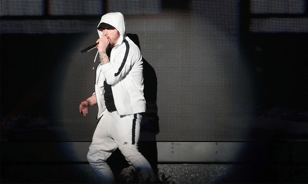 Eminem coachella slim shady