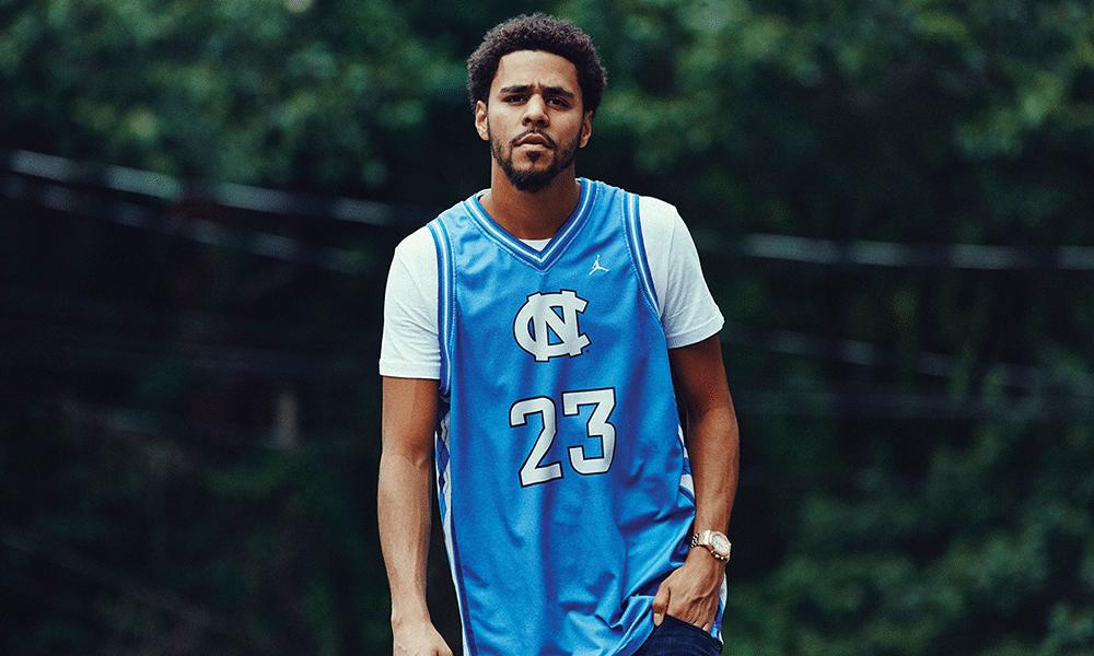J. Cole NBA playoffs