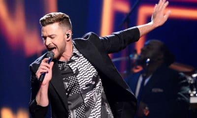 Vidéo : Justin Timberlake reprend du Eminem en concert à Détroit