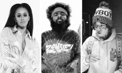 En écoute : Lil Xan, Cardi B et les Flatbush Zombies signent les trois grosses sorties rap US du jour