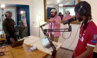Vidéo : Médine, Youssoupha et Kery James viennent de signer un freestyle sensationnel
