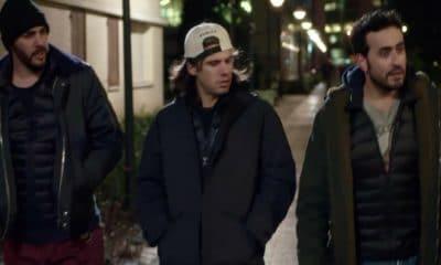 Quand Orelsan, Kyan Khojandi et Jonathan Cohen se retrouvent, c'est forcément génial