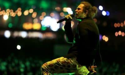 """Vidéo : Post Malone dévoile """"Spoil my night"""" en live à Coachella et c'est monstrueux"""
