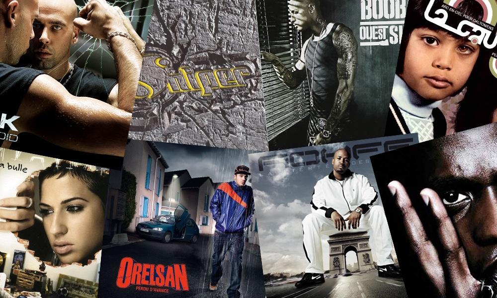 TOP 50 des meilleurs albums de rap français sortis entre 2000 et 2009