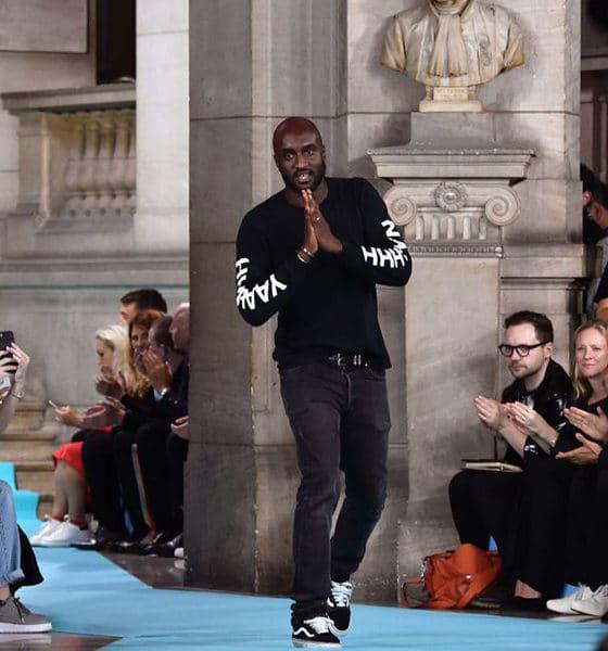 Le premier jour de Virgil Abloh chez Louis Vuitton disponible en vidéo
