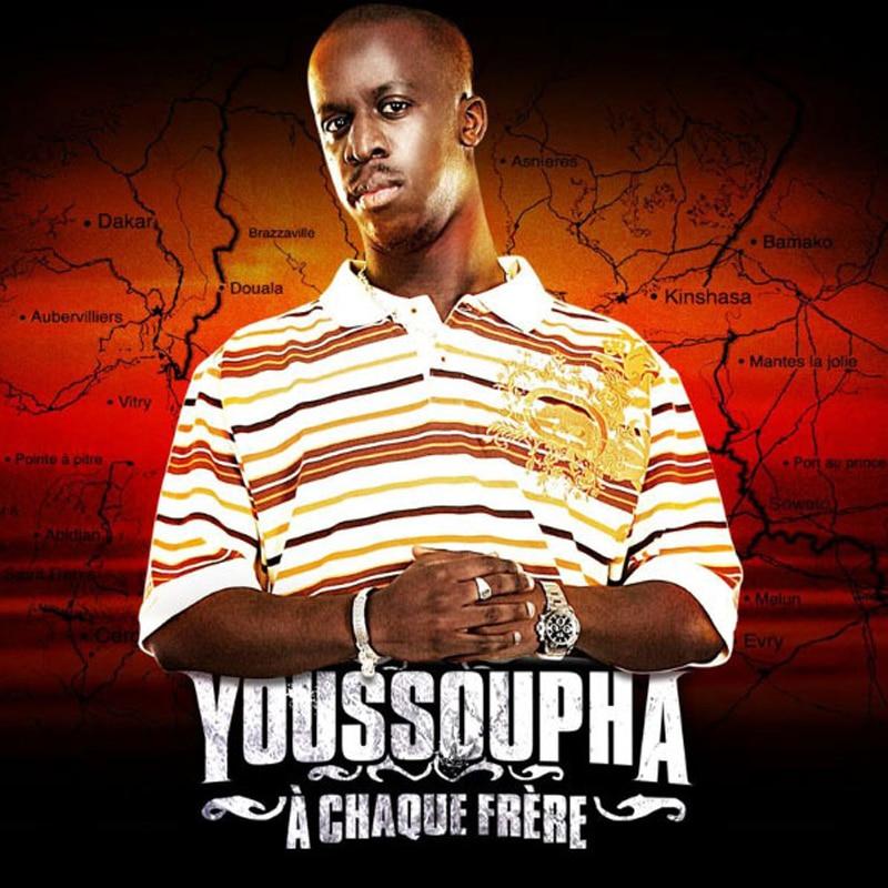 Youssoupha a chaque frère