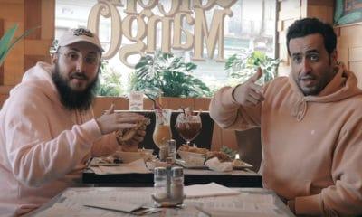 Vidéo : La rencontre improbable (et magique) entre Caballero et Serge Le Mytho