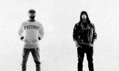 """Eminem et Royce da 5'9"""" réunis dans le clip obscur de """"Caterpillar"""""""