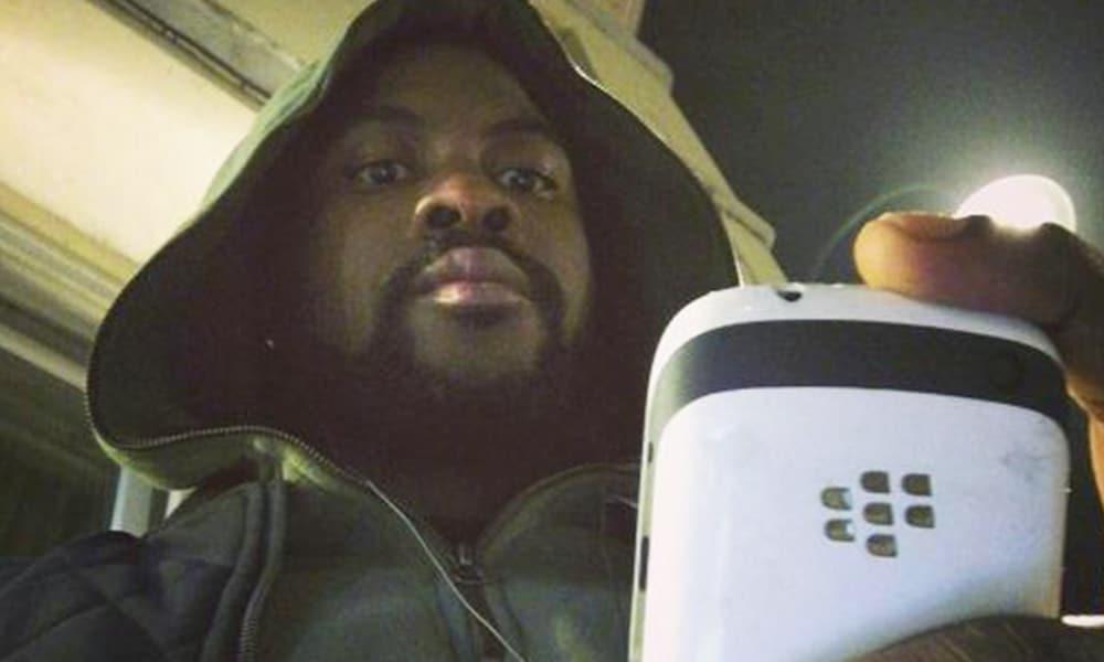 RIP blackberry de damso