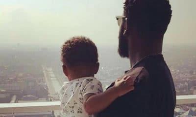 Damso s'adresse à son fils dans une touchante lettre