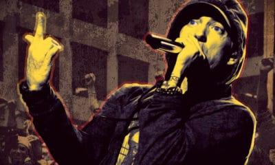 """""""Recovery"""" d'Eminem dans le top 5 des albums les plus vendus de la décennie"""