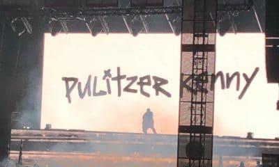 """Kendrick Lamar se renomme """"Pulitzer Kenny"""" pour la première du TDE Tour"""