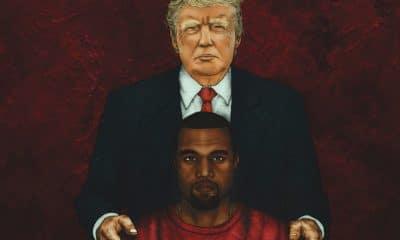 Kanye West fait augmenter la côte de Trump auprès des afro-américains, le Président le remercie
