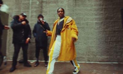 """A$AP Rocky et Skepta flânent entre Londres et New-York dans """"Praise The Lord"""""""