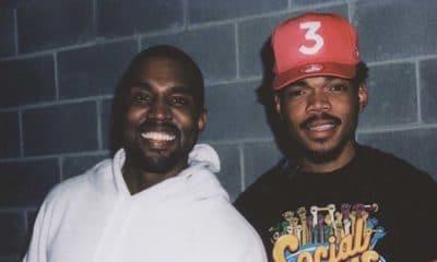 Kanye West préparerait quelque chose avec Chance The Rapper