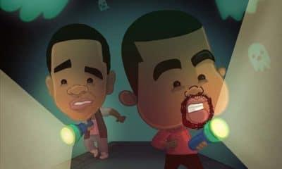 Partez à l'aventure avec Kanye West dans le jeu vidéo Lil Ye Land