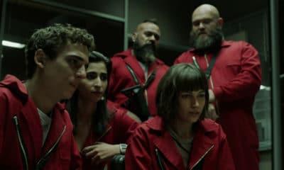 """Netflix songerait à adapter """"La Casa de Papel"""" à New York"""