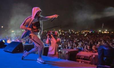 Eminem critiqué pour utiliser des feux d'artifice pendant ses concerts