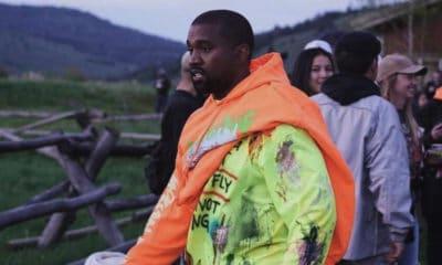 """""""Ghost Town"""" de Kanye a été bouclé quelques heures seulement avant la sortie de Ye"""