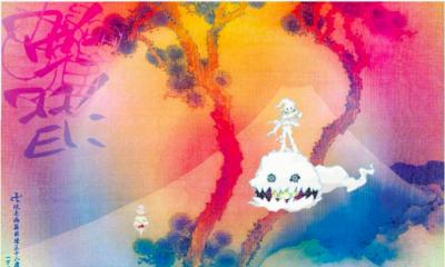 Kanye West et Kid Cudi ont samplé Kurt Cobain sur leur nouvel album