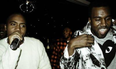 Kanye West dévoile la tracklist de l'album de Nas