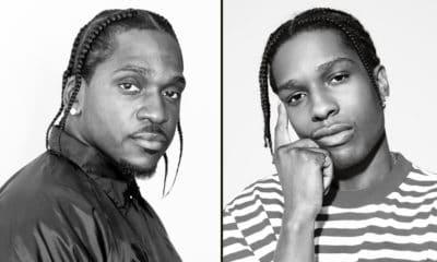 Comment Pusha T a mangé A$AP Rocky dans les charts