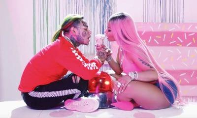 """Nicki Minaj et Murda Beatz rejoignent 6ix9ine pour """"FEFE"""""""