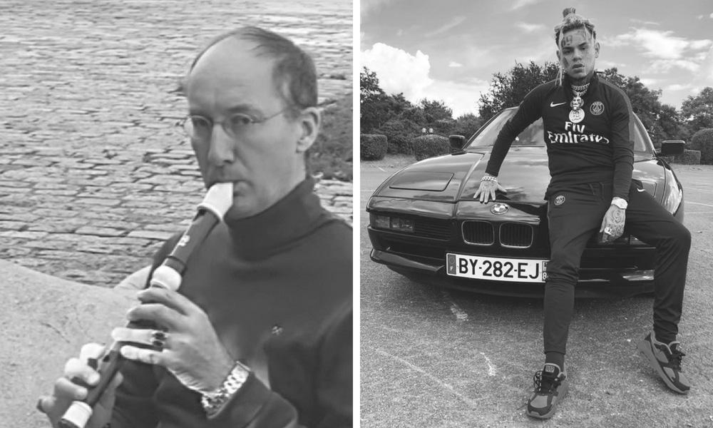 À Paris, 6ix9ine a tourné un clip avec Vladimir Cauchemar, et ça va être légendaire