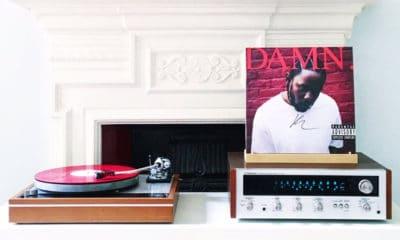 """""""DAMN"""", l'album de Kendrick dans le top 3 des vinyles les plus vendus en 2018"""