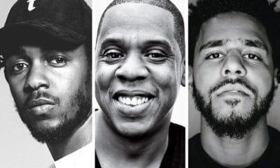 6 rappeurs parmi les 50 musiciens les mieux payés en 2018